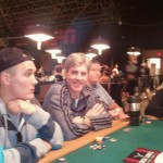 Brendan Magone, World Series of Poker 2012