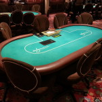 Wynn Poker Table