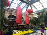 Bellagio Conservatory & Botanical Gardens – Chinese New Year