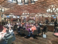 Bellagio Poker Room