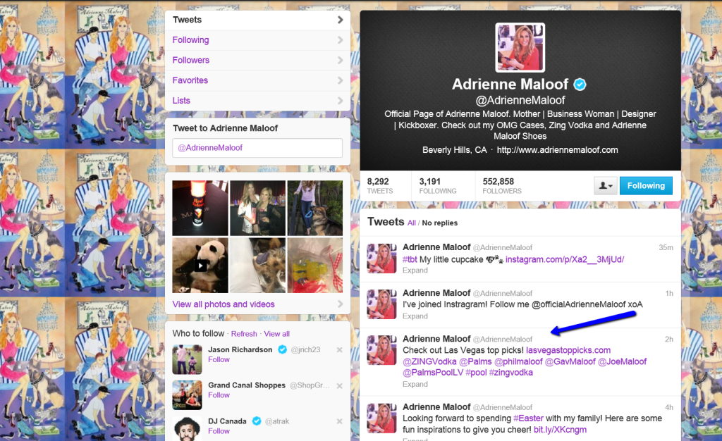 Adrienne Maloof Two