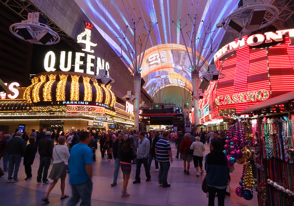 Freemont Street Experience Las Vegas Top Picks