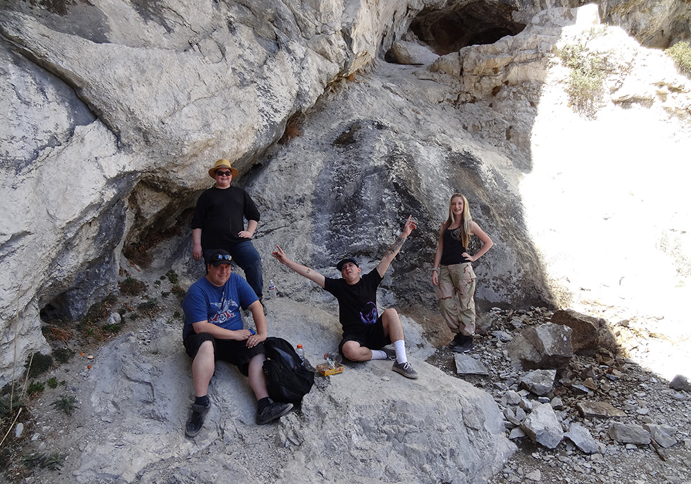 Photos Of Mount Charleston Area And Mary Jane Falls Hike
