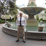 Omni Bellagio Fountain Brendan