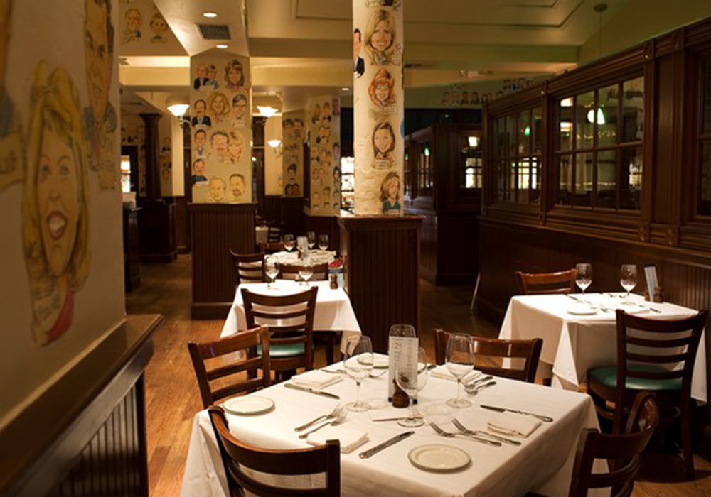 Photos Of The Palm Restaurant Forum Shops In Caeser S