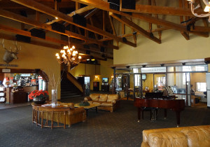 The Resort on Mount Charleston, Interior Lobby