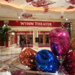 Wynn Theater Artwork