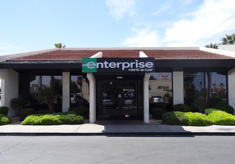 Las Vegas Gas Prices >> Enterprise Rent-A-Car, Cadillac CTS - Las Vegas Top Picks