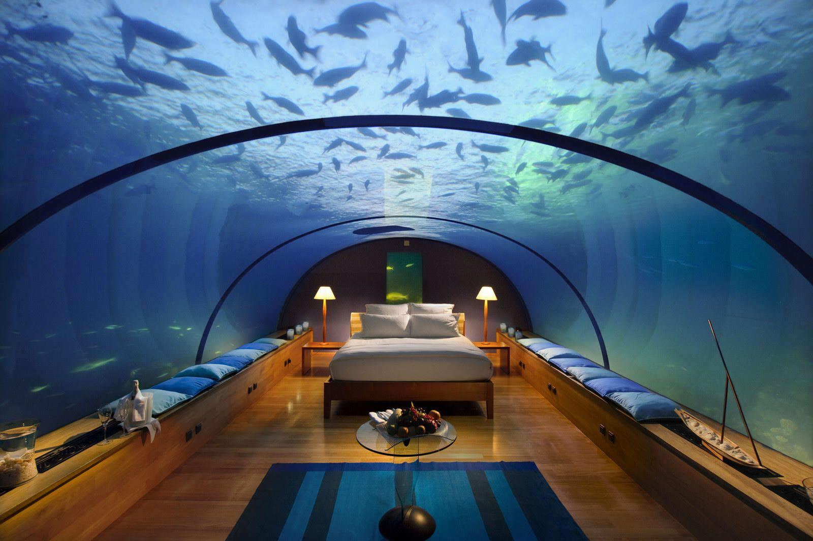 Underwater Suite, Maldives