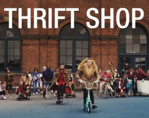 Thrift Shop, Macklemore & Ryan Lewis