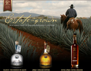 Don Pilar Highland Ranch and Three Tequilas