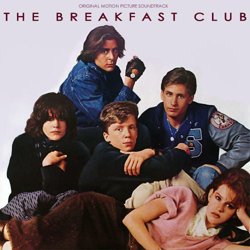 Breakfast Club Don't You Forget About Me