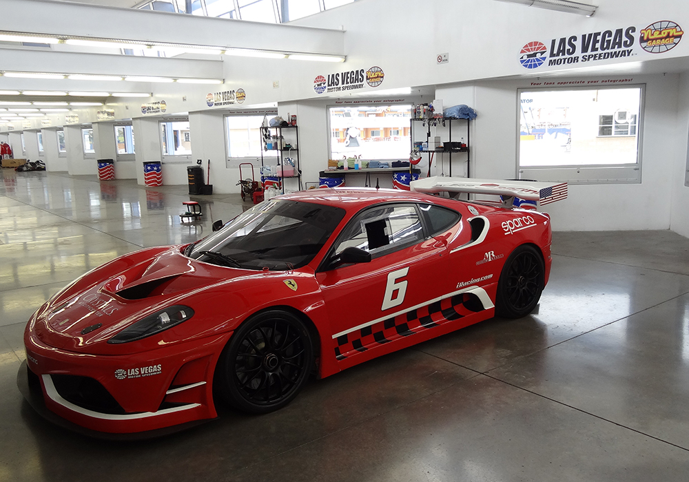 Photos of dream racing las vegas motor speedway las for Motor city auto center