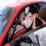 Dream Racing, Preparing Driver, Las Vegas Motor Speedway