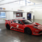 F430 GT Race Car, Ferrari in Garage, Dream Racing, Las Vegas Motor Speedway