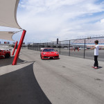 Finishing up 5 laps, Dream Racing, Las Vegas Motor Speedway