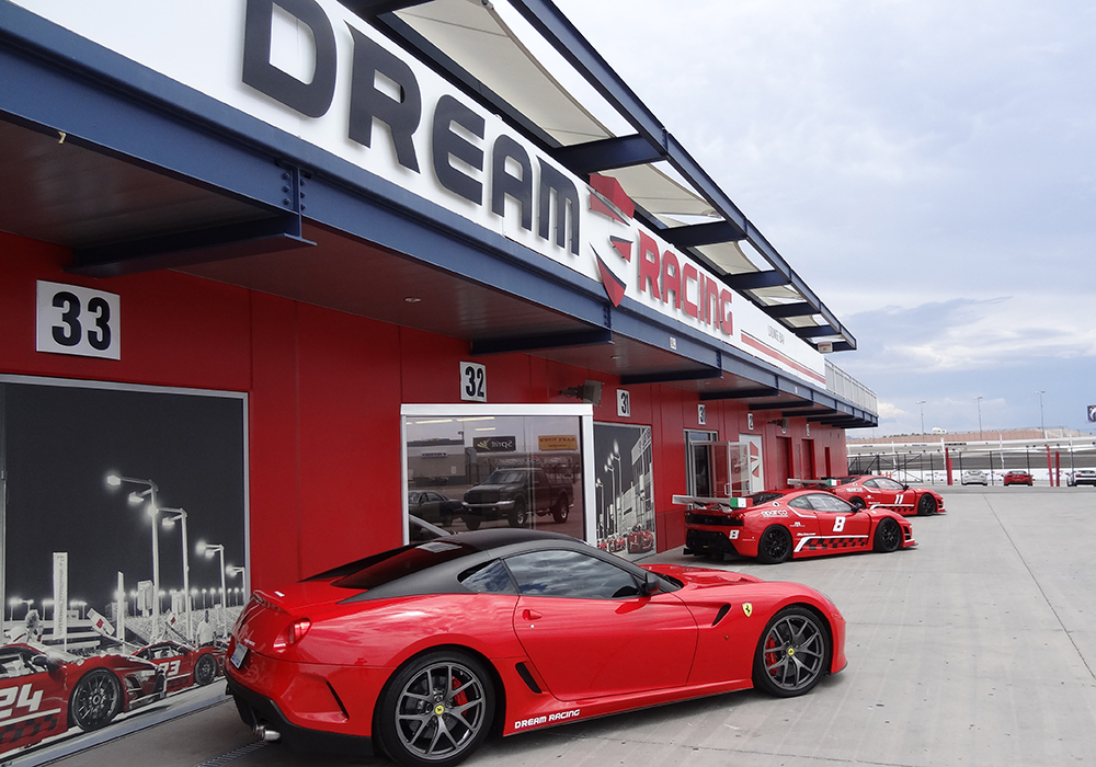 photos of dream racing las vegas motor speedway las