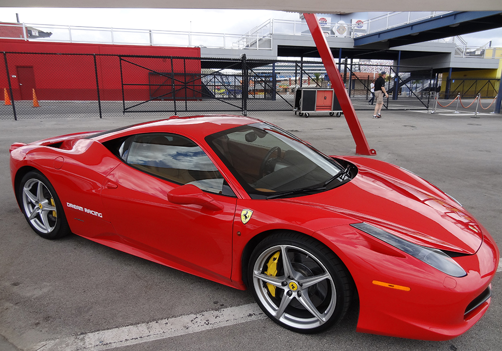 the exotic ferrari main activity expedia in las straight do racing things vegas away experience customized details to driving on