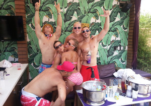 New Jersey Group, Marquee Dayclub, Las Vegas
