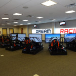 Race Car and Track Simulator, Dream Racing, Las Vegas Motor Speedway