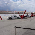 Track Entrance, Dream Racing, Las Vegas Motor Speedway