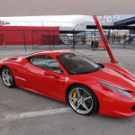 Featured Image, Ferrari 599 Fiorano, Dream Racing, Las Vegas Motor Speedway