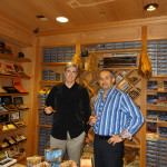 The Owner Ismail Houmani and Me, La Casa Cigars & Lounge, Las Vegas