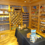 La Casa Cigars & Lounge, Walk-in Humidor, Tivoli Village Las Vegas