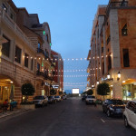 Evening Tivoli Village, Summerlin, Las Vegas