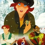Anastasia 1997 Disney Animated Film