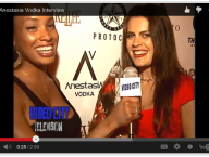 AnestasiA Vodka CEO Interviewed by Video City TV