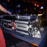 AnestasiA Vodka on DJ Table, Geisha Table, Las Vegas