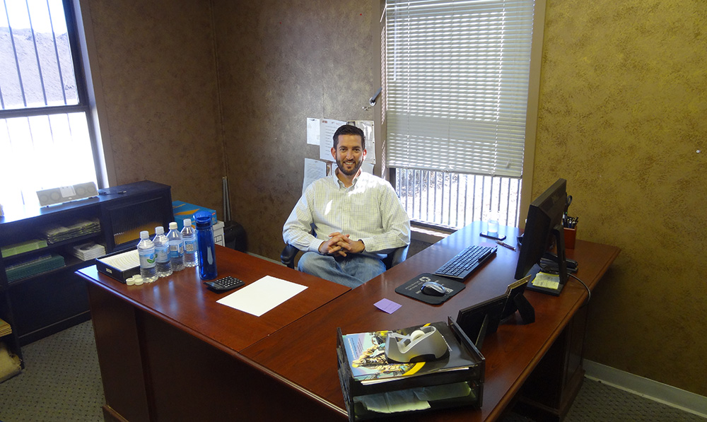 Ryan Lynch, Sales Manager, A1 Organics, Las Vegas