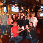 Wicked Tango Team & Friends, Pub 1842, MGM Grand Las Vegas