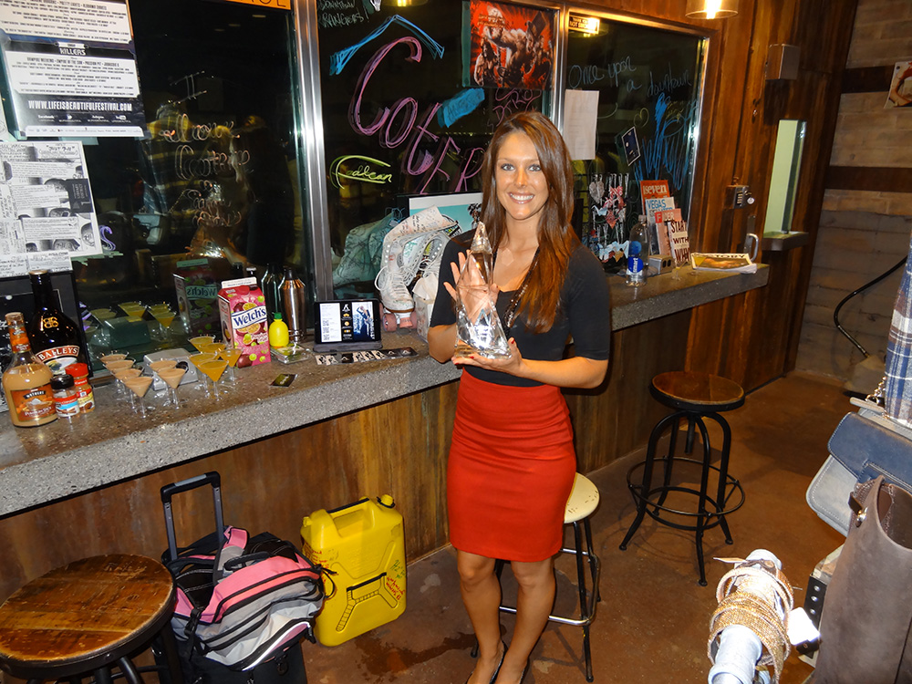 AnestasiA Vodka Tasting, Coterie Boutique, Downtown Las Vegas