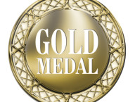Gold Medal For ZING Vodka Red Velvet