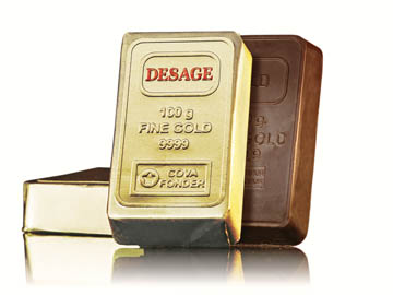 Ramon Desage Chocolate