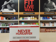 NEVERHUNGOVER, GNC Las Vegas, 215 and Rainbow