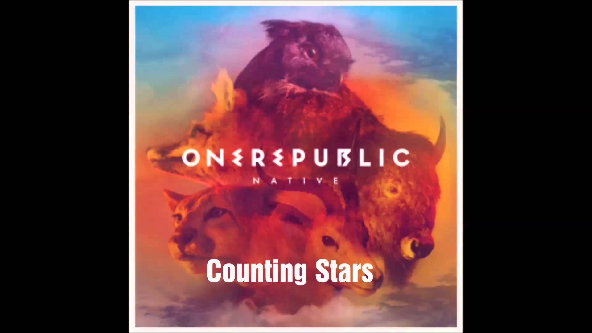 Counting Stars, One Republic