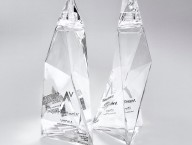 AnestasiA Vodka, Two Bottles