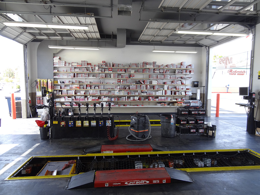 Jiffy Lube Garage, Summerlin, Las Vegas