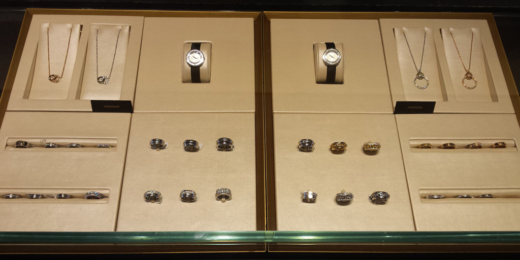 Piaget Watches With Jewelry, Piaget Boutique, Palazzo Las Vegas