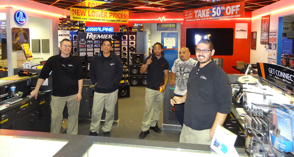Audio Express Team, 1420 S Rainbow Ave, Las Vegas