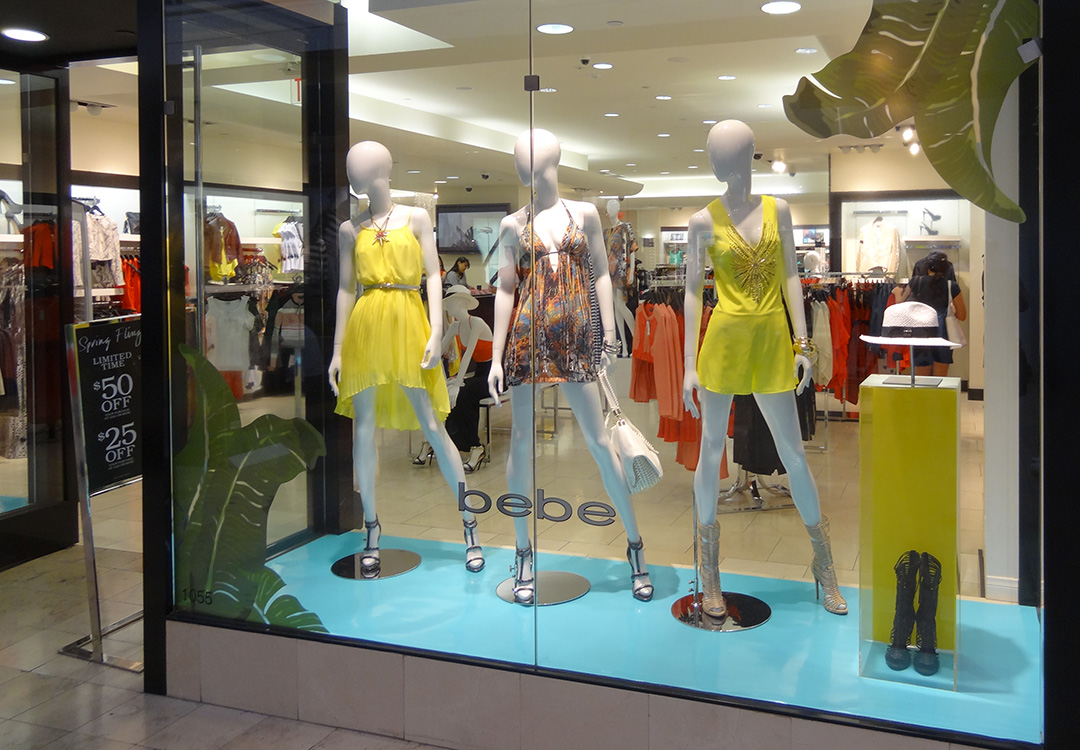 Bebe Shop, Fashion Show Mall, Vegas Strip