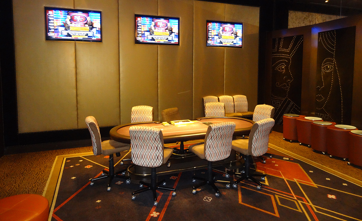 High Stakes Poker, The Ivey Room, Las Vegas