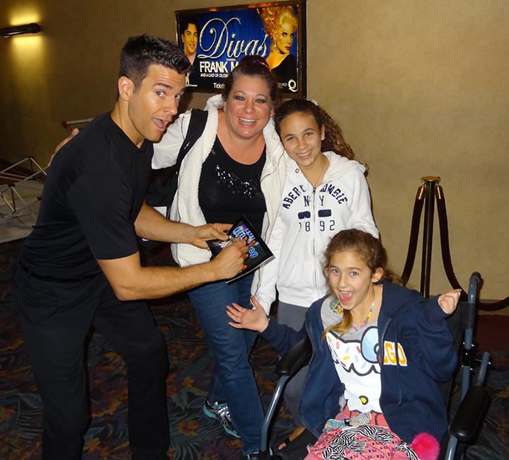 Autograph In Action, Jeff Civillico, Comedy In Action, Quad Vegas