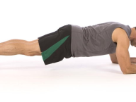 Planks – Core Exercise
