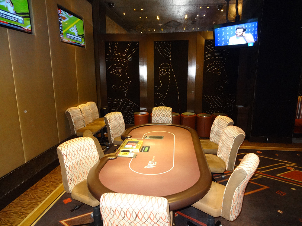 Las Vegas, High Stakes Poker, The Ivey Room