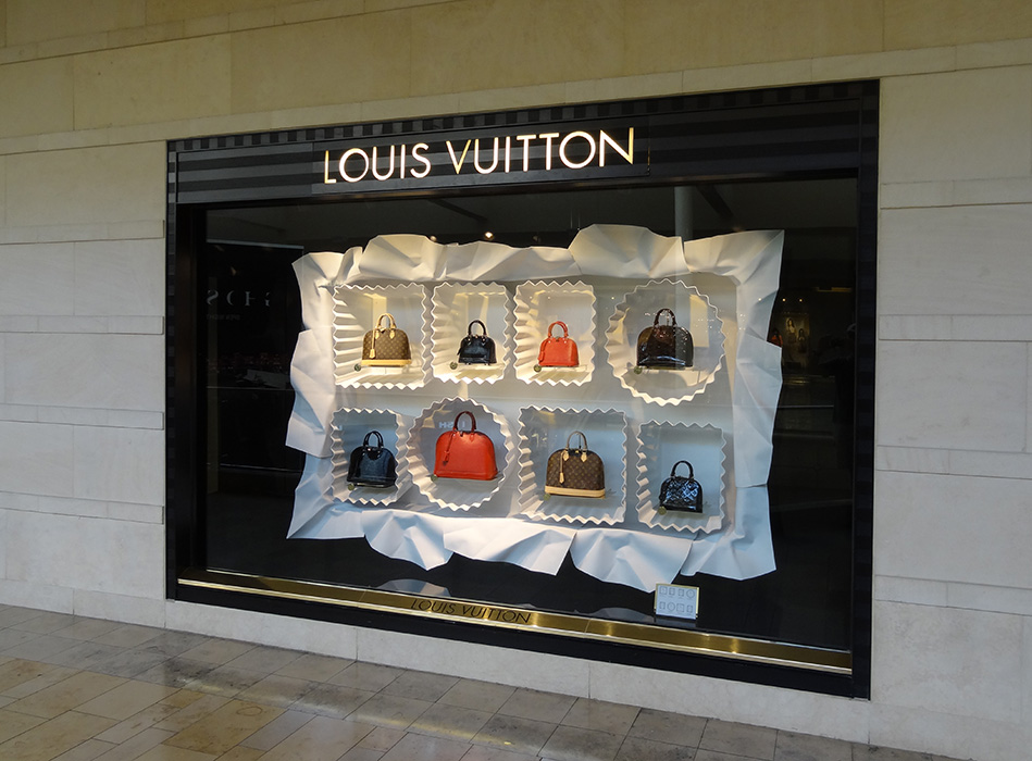 Louis Vuitton, Fashion Show Mall, Las Vegas Strip