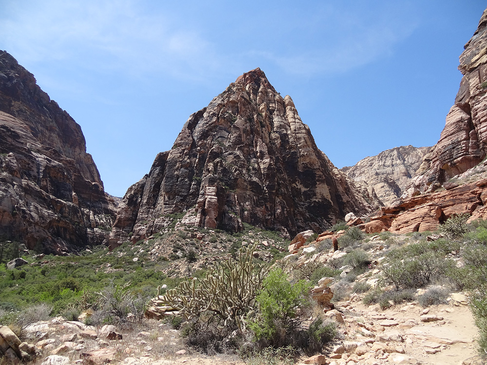 Pine Creek Trail, Red Rock National Park, Las Vegas